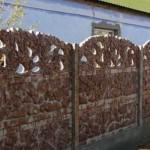 Какие бывают формы для заборов из бетона