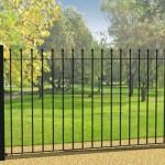 Как построить забор из арматуры
