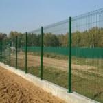Забор из металлических прутьев: это просто!