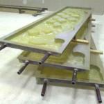 Формы для изготовления бетонных заборов
