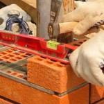 Как класть столбы из кирпича для заборов