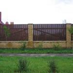 Как выбрать забор для детей: будем спокойны