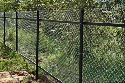 Делаем забор для сада