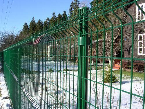 Выбираем металлический забор