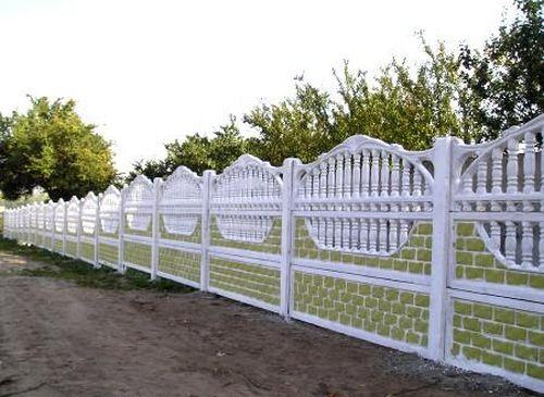 Как покрасить забор?