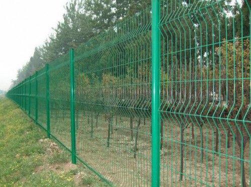 Выбираем забор из сварной сетки