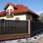 Нормы по заборам между участками и соседями