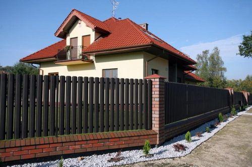 Выбираем забор между соседями