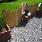 Каким сделать садовый забор