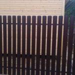 Как самостоятельно огородить участок забором