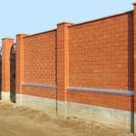 Что такое капитальный забор и как его установить