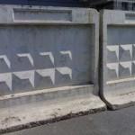 Все про самостоящий бетонный забор: особенности, размеры, применение