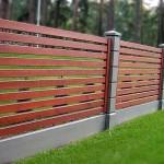 Как построить забор в стиле Ранчо из доски