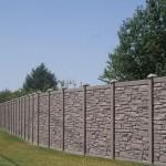 Обзор компании Забор Века: декоративные бетонные двусторонние